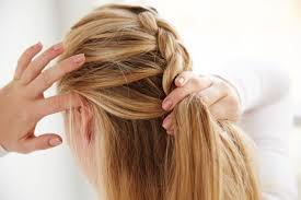 how to make a reverse french braid american eagle blog