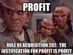 Profit Meme - image jpg