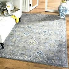 Yellow Area Rugs Grey And Yellow Area Rug Goldenbridges Blue And Yellow Area Rugs