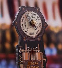 retro steampunk style tap handle personalized custom brew gear