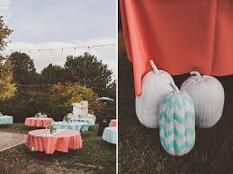 on trend diy backyard fall wedding