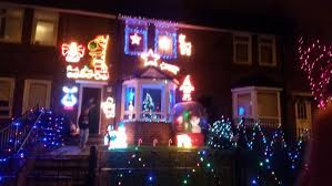 your christmas lights in newcastle u0026 gateshead plus video of