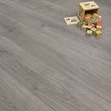 Grey Wood Effect Laminate Flooring Grey Oak 11mm Style Laminate Flooring