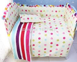 Crib Bedding Pattern Wholesale Baby Crib Bed Linen 100 Cotton Baby Bedding Set Baby