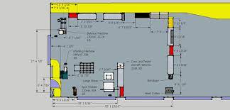 Machine Shop Floor Plan Us Army Rewind Shop Floorplan On Behance