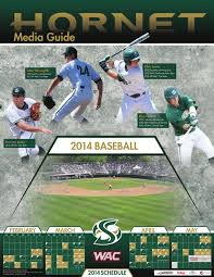 2014 sacramento state baseball guide by hornet sports issuu
