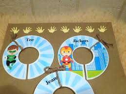 Baby Dividers Custom Made Baby Toddler Kids Closet Dividers Lebonbontree