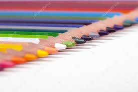 arriere plan du bureau arrière plan de bureau crayons en ligne avec l espace de la copie