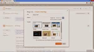 cara membuat blog yang gratis creative design desain blog