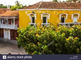 spanish colonial house cartagena de indias colombia u0027s caribbean