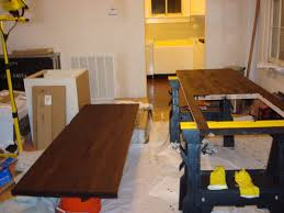 28 finishing butcher block countertops installing ikea 1800 s house renovations finishing the butcher block