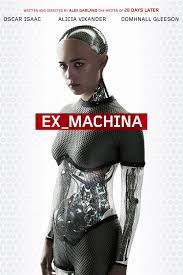 ex machina poster great movie the turing test has been passed