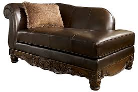 Loveseat With Chaise Lounge North Shore Chaise Ashley Furniture Homestore