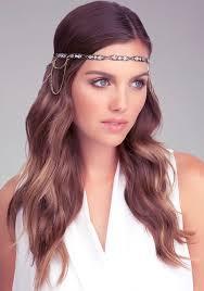 great gatsby headband bebe drape chain beaded headpiece jewelry jewelry