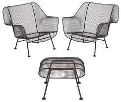 Patio Furniture Mesh Fabric Stunning Outdoor Mesh Furniture Aliexpress Buy 5 Pieces Aluminum