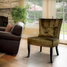 Green Chairs For Living Room Artistic Interesting Olive Green Accent Chair 57 On Room