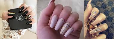 latest nail trends for 2017 trendy nail polish colors shapes