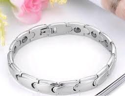 germanium power bracelet images Hot brand japan south korea popular momo couples of pure jpg