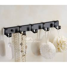 bathroom accessories aluminum carved wall mount oil rubbed bronze