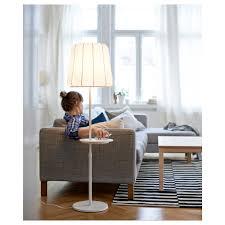 Sofa Table Lamp Height Varv Floor Lamp W Charging Led Bulb Ikea
