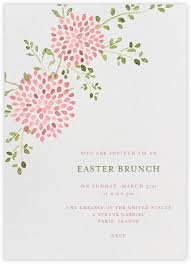 easter brunch invitations easter invitations online at paperless post