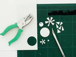 how to make midcentury modern starburst christmas ornaments how