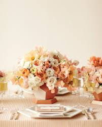 wedding flowers table 75 great wedding centerpieces martha stewart weddings