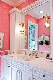Girly Bathroom Accessories Sets Black And Pink Bathroom Decor