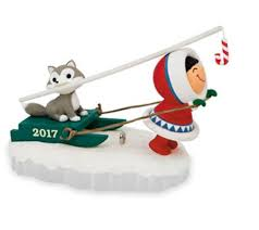 hallmark keepsake ornaments 2017 frosty friends 38th
