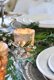 a classic christmas holiday table holiday entertaining blog tour