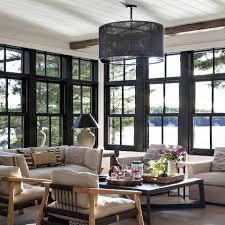 home room interior design tour an interior designer s stunning canadian cabin oasis mydomaine
