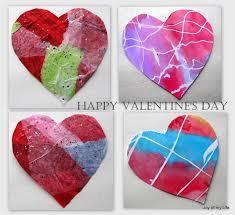 valentine craft ideas for kindergarten make these easy yarn