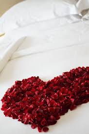 Real Rose Petals Honeymoon Suite Winning Winning Pinterest Honeymoon