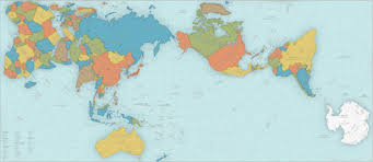 world map globe image this world map is so accurate it folds into a globe