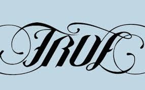 tattoosoption ambigram