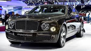 bentley mulsanne 2015 bentley mulsanne speed review top speed