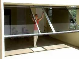 Garage Door Conversion To Patio Door Live The Lifestyle Lifestyle Screens Garage Screen Www