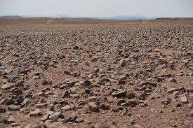 stone desert stone desert in namibia africa stock photo vschlichting 98093808