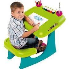 mon premier bureau achat vente table jouet d activité cdiscount