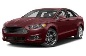 difference between ford fusion se and sel 2016 ford fusion overview cars com