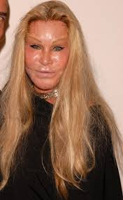 plastic hair jocelyn wildenstein mugshot reveals new plastic