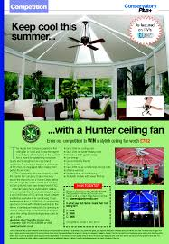 benefits of ceiling fans benefits of a ceiling fan archives conservatory ceiling fans