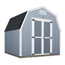 Shed Backyard Backyard Discovery Ready Shed 8 U0027 X 8 U0027 Barn Shed Bj U0027s Wholesale Club