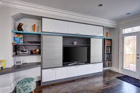 wall units outstanding media room built in cabinets media room
