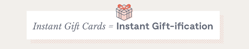 gift certificates modcloth site