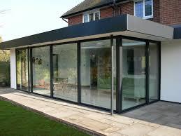 Patio Enclosures Com Glass Patio Enclosure Flat Roof House Patio Pinterest