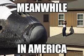 Meanwhile In America Meme - meanwhile in america space ghetto quickmeme
