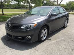 pictures of 2014 toyota camry 2014 used toyota camry se at a luxury autos serving miramar fl