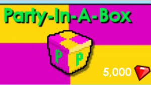 party in a box growtopia anniversary week 2017 opening party in a box