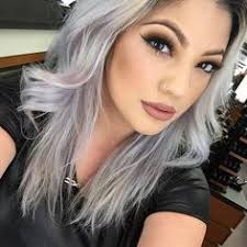 fashion hair colours 2015 2015 spring and summer hair color trends silver hair 15